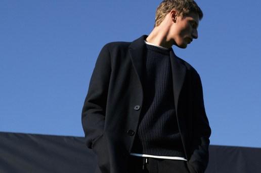 "Uniqlo Unveils Christophe Lemaire's Inaugural ""Uniqlo U"" Collection"