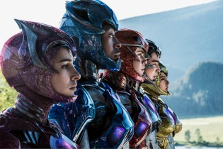 A Closer Look at the New 'Power Rangers' Costumes