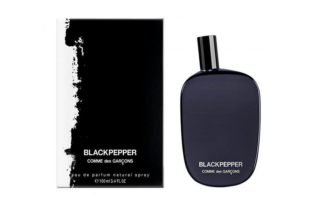 COMME des GARÇONS Releases Blackpepper Fragrance