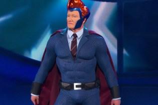 Conan Takes Us Behind the Scenes in Designing His Comic-Con Super Suit