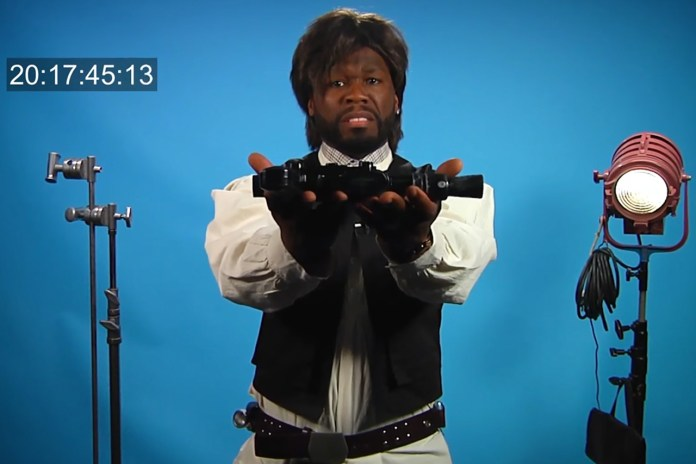 Watch Jeff Goldblum, 50 Cent and More Audition for Young Han Solo on 'Conan'