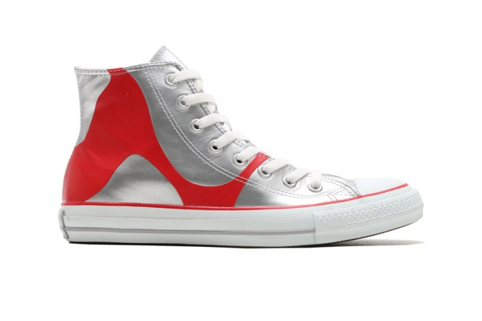 The Converse Japan x Ultraman 50th Anniversary Sneakers Are Now Available