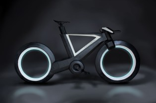 This Bicycle Looks Like It Came Straight out of 'TRON'