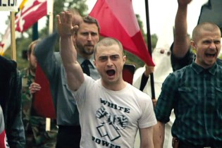 Daniel Radcliffe Is a Phony White Supremacist in 'Imperium'