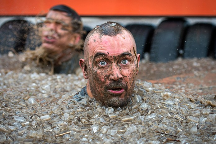 Tough Mudder Wants You to Design Their Next Torturous Obstacle Course