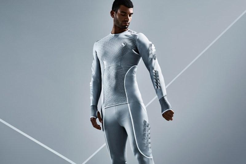 Designer Pauline van Dongen Creates a Jumpsuit Made out of Condom Material