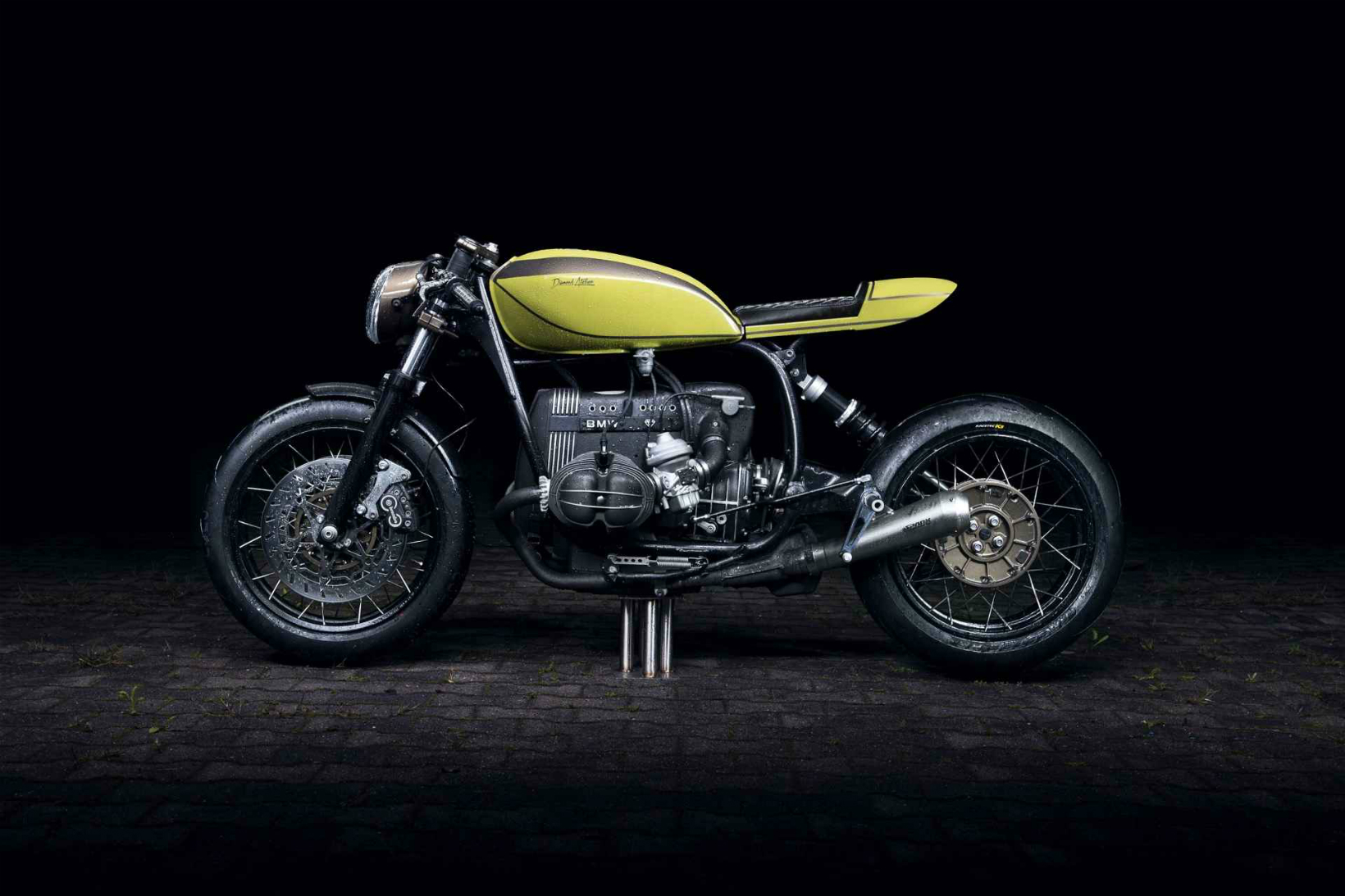 Diamond Atelier Unleash the DA#6 as Its Newest Cafe Racer