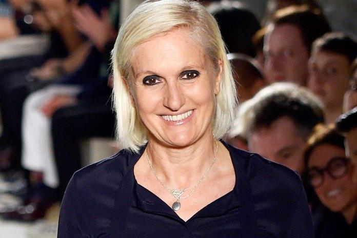 Dior Confirms Maria Grazia Chiuri as New Artistic Director