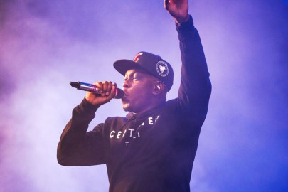 Dizzee Rascal Talks Brexit and Calvin Harris with Pharrell