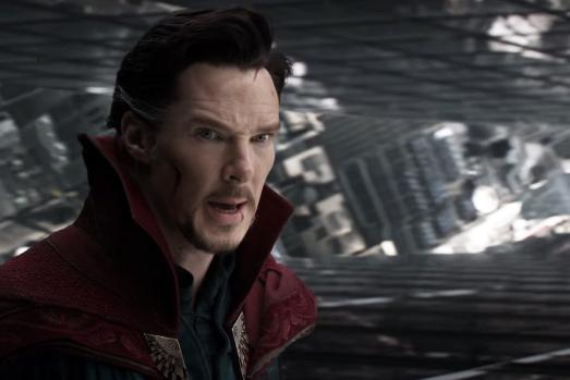 'Doctor Strange' Comic-Con Trailer Delves Deeper Into Mysticism