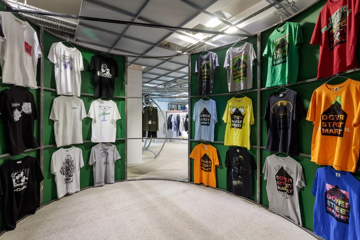 Dover Street Market Haymarket Has Reopened With Its 2016 Fall/Winter Makeover