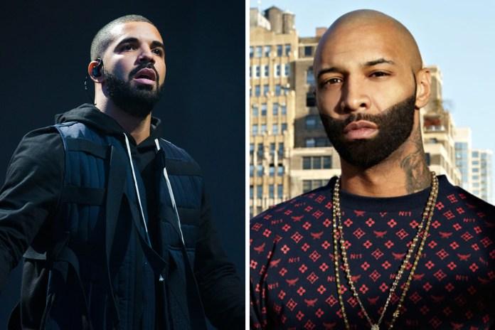 "Joe Budden Responds to Drake's Diss Verse on ""No Shopping"""