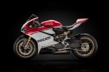 Ducati Unveils Limited Edition 1299 Panigale S Anniversario