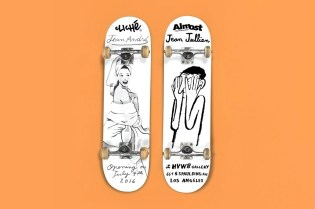 """The """"DUET"""" Show in LA Celebrates Art and Skateboarding With Jean Jullien and Jean Andre"""
