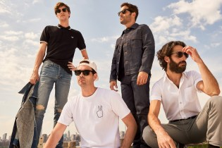 EAST DANE Taps Brooklyn Band Drowners for Its Latest Lookbook