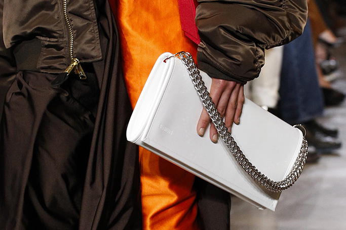 A Closer Look at Vetements and Eastpak's Clutch Bag Collaboration