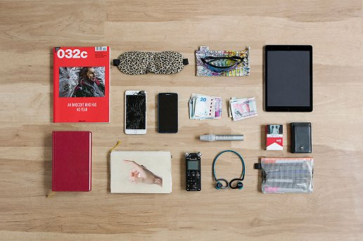 Essentials: Thom Bettridge, Managing Editor of '032c'