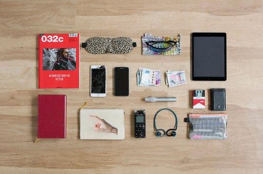 Essentials: Thom Bettridge, Managing Editor of '032c'