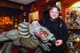 Exhibit Takes You Into the Mind of Guillermo del Toro