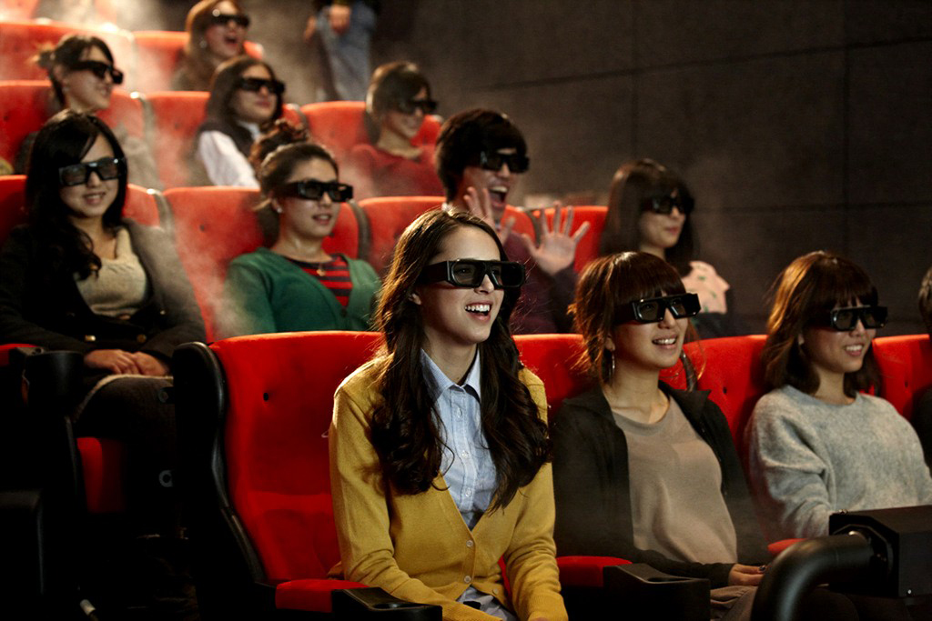 Take a Look at the Most Extravagant Movie Theaters in South Korea's Capital