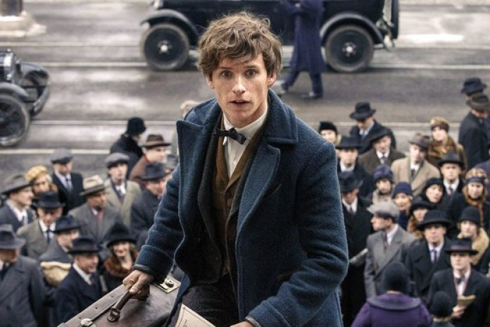 New 'Fantastic Beasts' Comic-Con Trailer Gives a Better Look at Magical Fauna