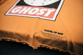 "Take a Look at the Fear of God x Chapel NYC ""Chapel of God"" Launch at Maxfield Los Angeles"