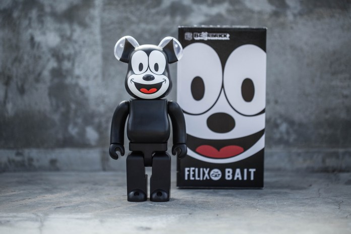 This 'Felix the Cat' Bearbrick Is Releasing at San Diego Comic Con