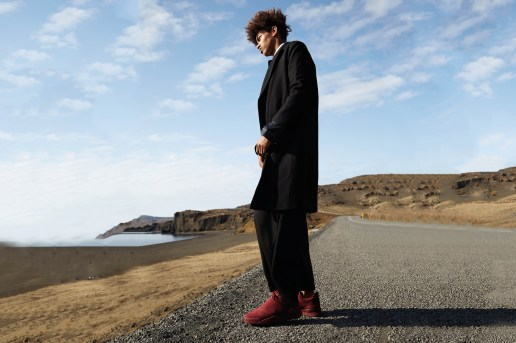 Filling Pieces Heads to Iceland's Arctic Desert for Its 2016 Fall/Winter Campaign