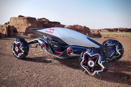The FORMUL2 Racer Is a Concept Car Drummed up to Dominate Multiple Terrain Types