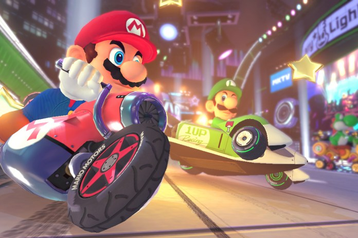 Study Reveals Playing 'Mario Kart' Makes You a Better Driver