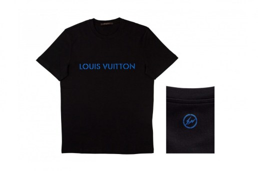 fragment design & Louis Vuitton Expand Their Collaboration to Apparel