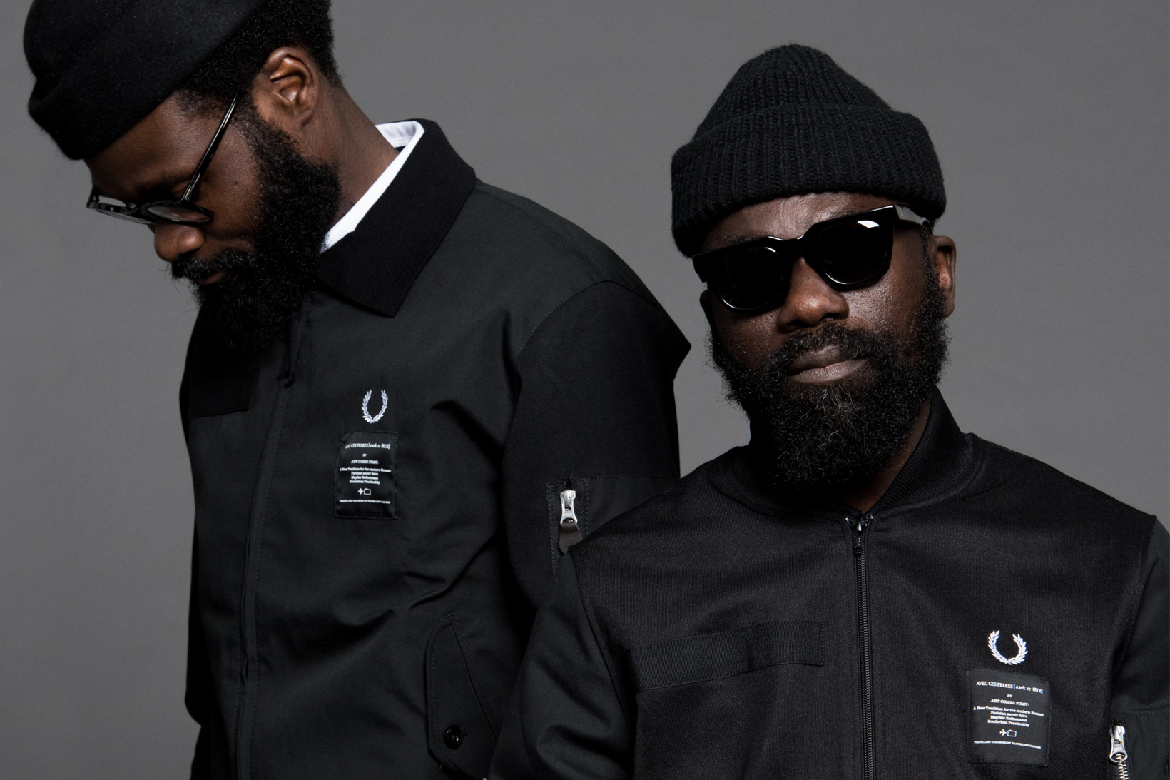 Fred Perry Taps Art Comes First for Subversive Capsule Collection