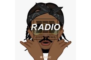 French Montana Drops Gems Alongside Drake & Gucci Mane on OVO Sound Radio