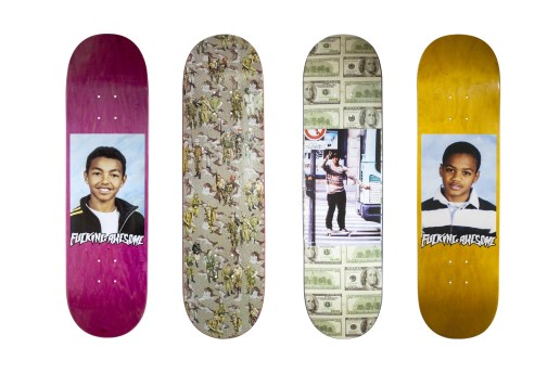 Fucking Awesome 2016 Summer Skate Decks & Accessories