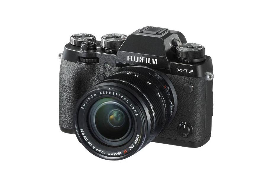 Fujifilm Introduces New X-T2 Camera