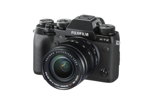 Fujifilm Introduces New X-T2 Camera
