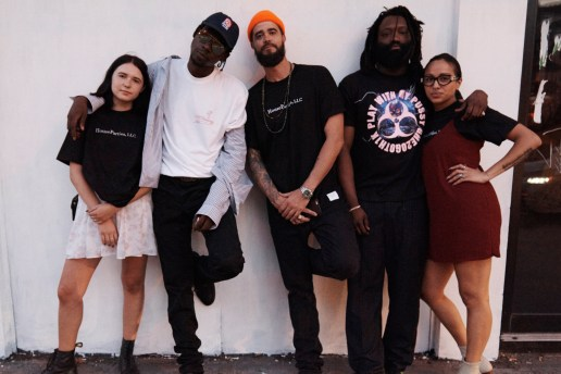 GHE20G0TH1K, No Vacancy Inn & House Parties LLC Release Tees for Brooklyn Museum