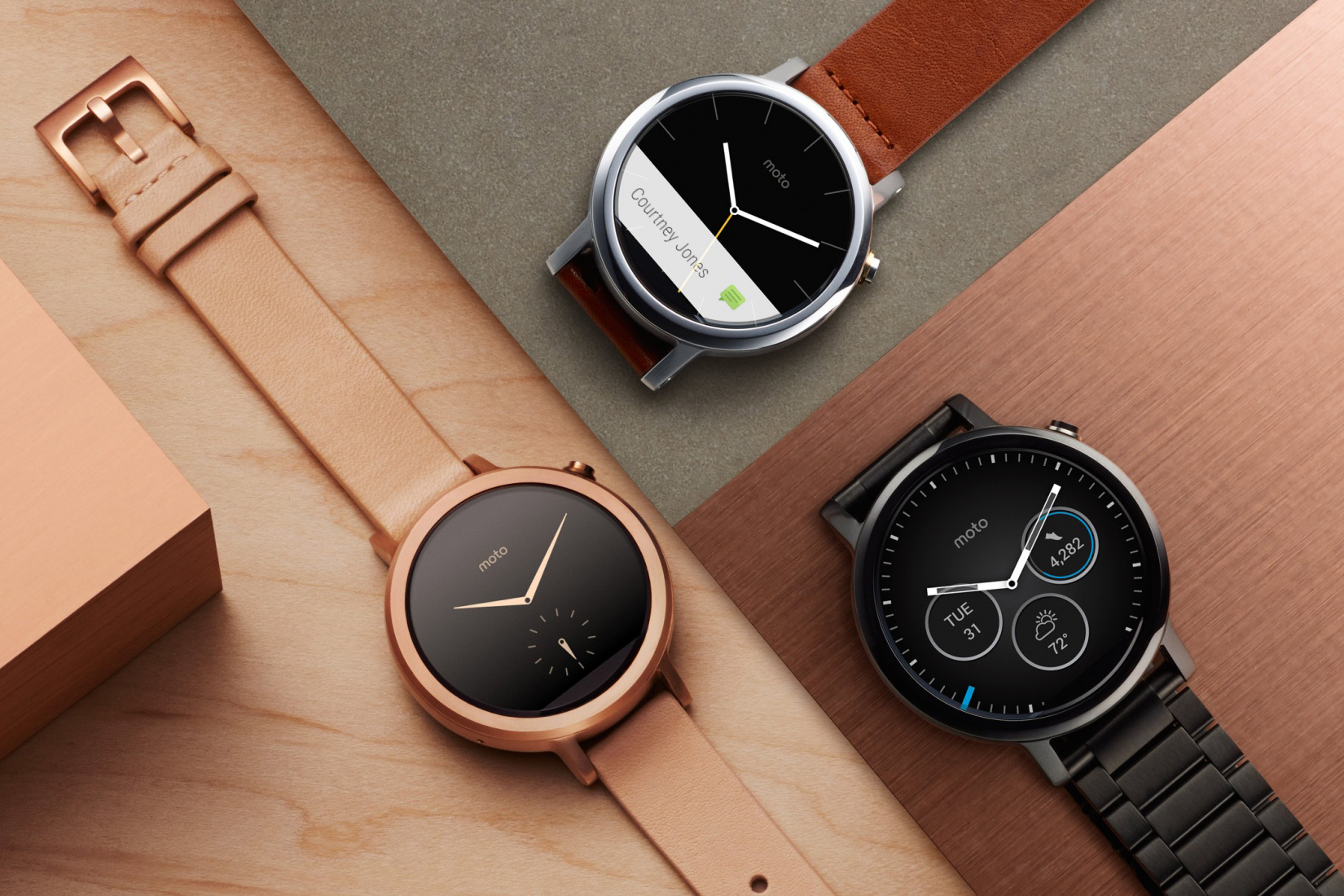 Google Is Rumored to Be Working on Two Different Android Smartwatches