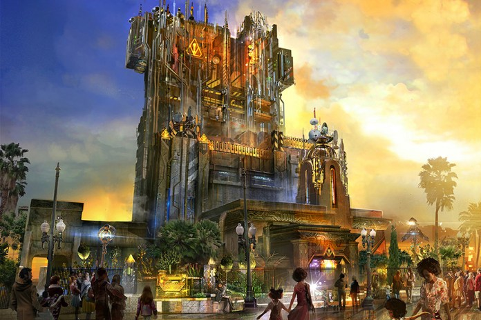Escape the Collector's Fortress in New 'Guardians of the Galaxy' Disney Attraction