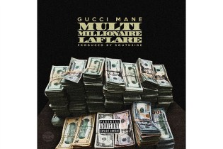 "Gucci Mane Builds Anticipation for His Upcoming Album With a New Track, ""Multi Millionaire LaFlare"""