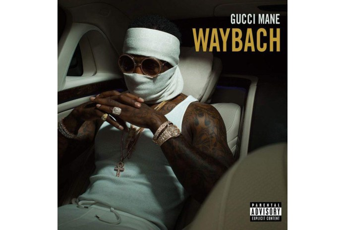"Gucci Mane Continues the 'Everybody Lookin' Rollout With New Track ""Waybach"""