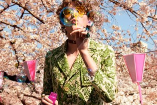 Gucci Takes to the Vibrant Streets of Tokyo in 2016 Fall/Winter Campaign Video