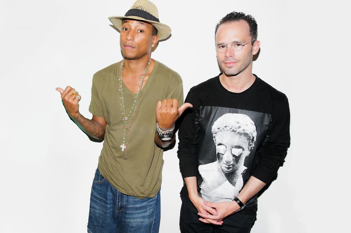 Pharrell, Daniel Arsham & More to Be Featured in Guggenheim's Upcoming Art Exhibit