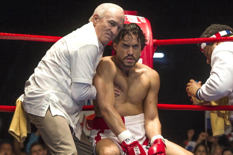 The First Full-Length Trailer for Jonathan Jakubowicz's Boxing Drama, 'Hands Of Stone'