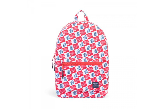 Herschel Supply Co. and Coca-Cola Release a Recycled Capsule Collection of Summer Accessories