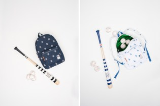 Herschel Supply Honors the NY Yankees & LA Dodgers With Major League Baseball Collection