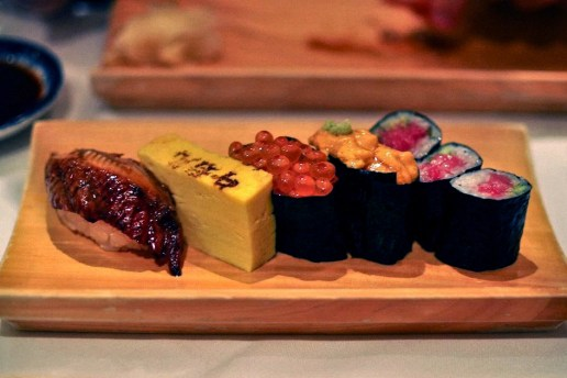 New York Chef Hideo Kuribara Lives a Life Devoted to Sushi