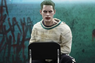 Hot Toys' 'Suicide Squad' Joker Figure Will Stare Right Into Your Soul