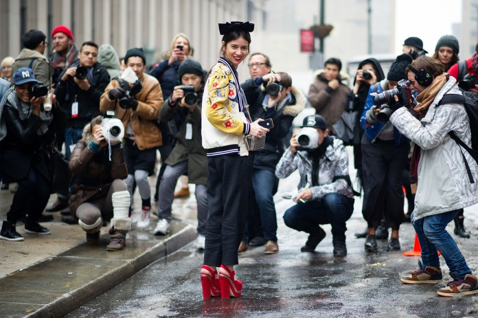 How to Get Your Photo Taken at Fashion Week