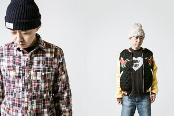 NIGO Drops a Crisp Color Palette for HUMAN MADE 2016 Fall/Winter Collection